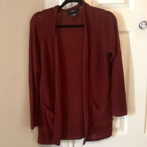 Forever 21 Cardigan with Pockets